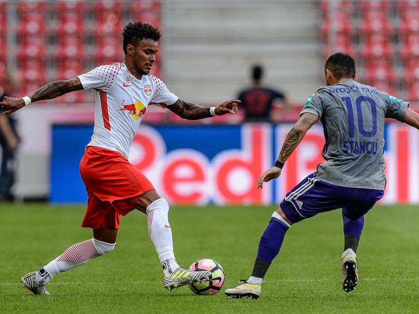 Valentino Lazaro könnte Salzburg noch vor dem Rijeka-Spiel verlassen
