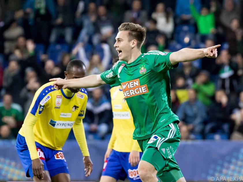 Maximilian Wöber könnte zum Rekordtransfer des SK Rapid werden