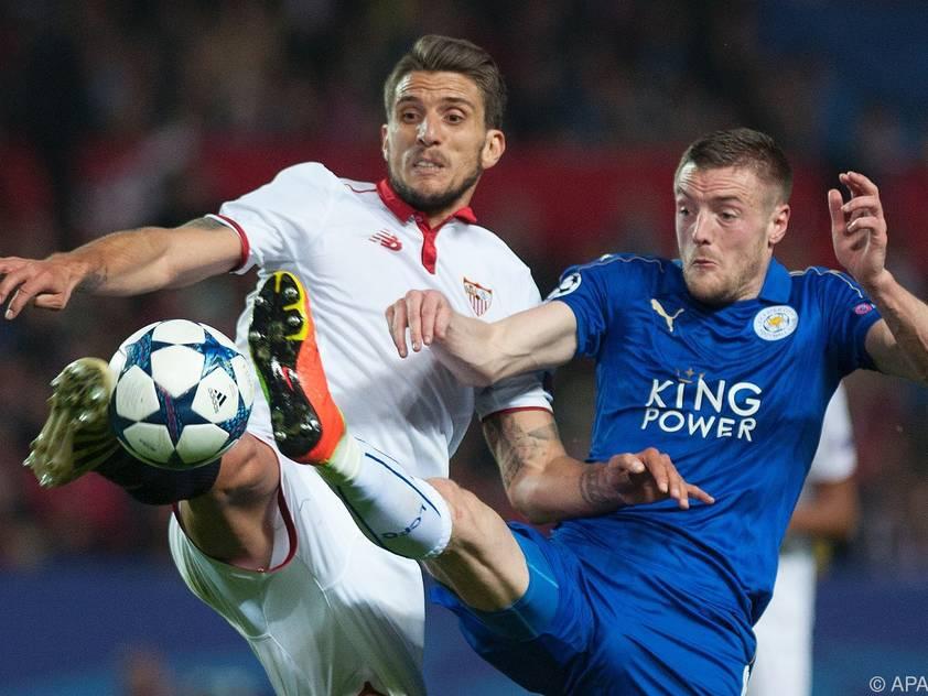 Leicester hielt den Schaden mit einer 1:2-Niederlage in Grenzen