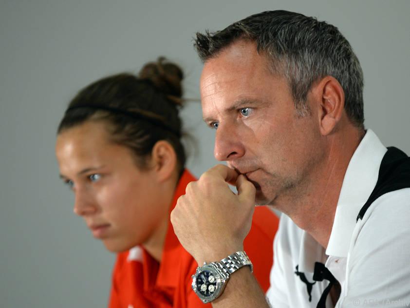 Nicole Billa und Trainer Dominik Thalhammer hoffen auf weitere Siege