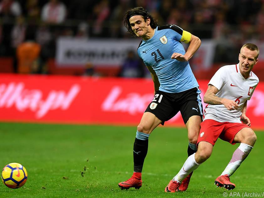 Uruguay ist seit fünf Spielen ungeschlagen