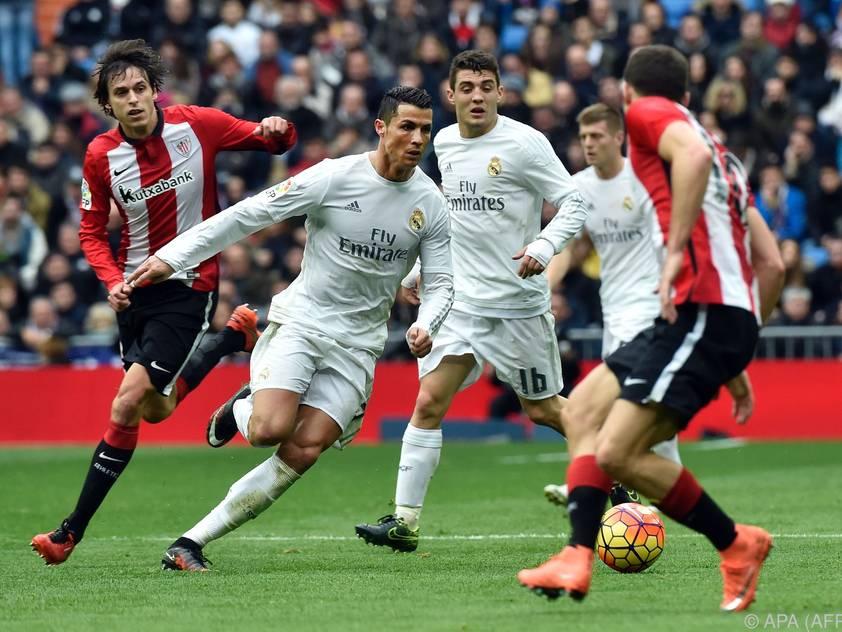 Cristiano Ronaldo steuerte zwei Treffer bei