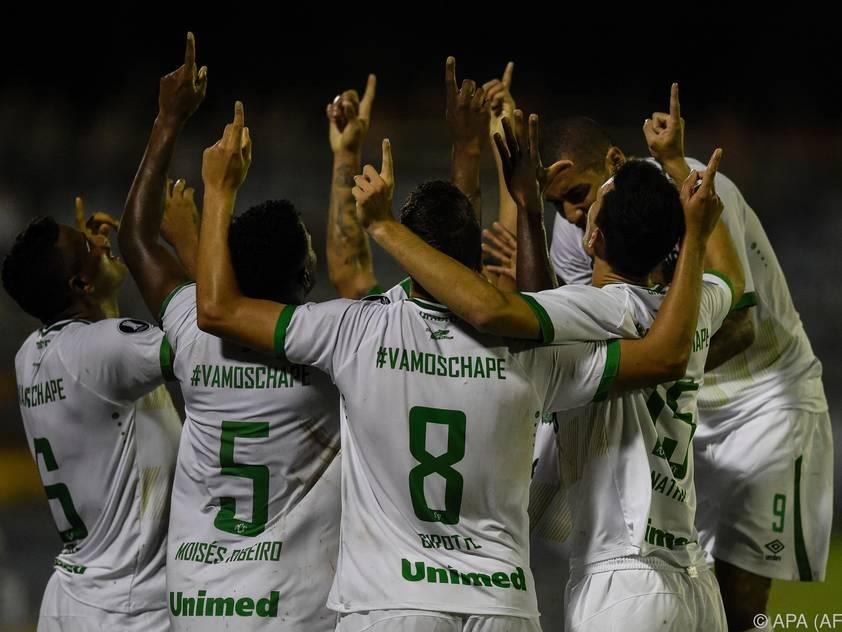 Sieg in der Copa Libertadores