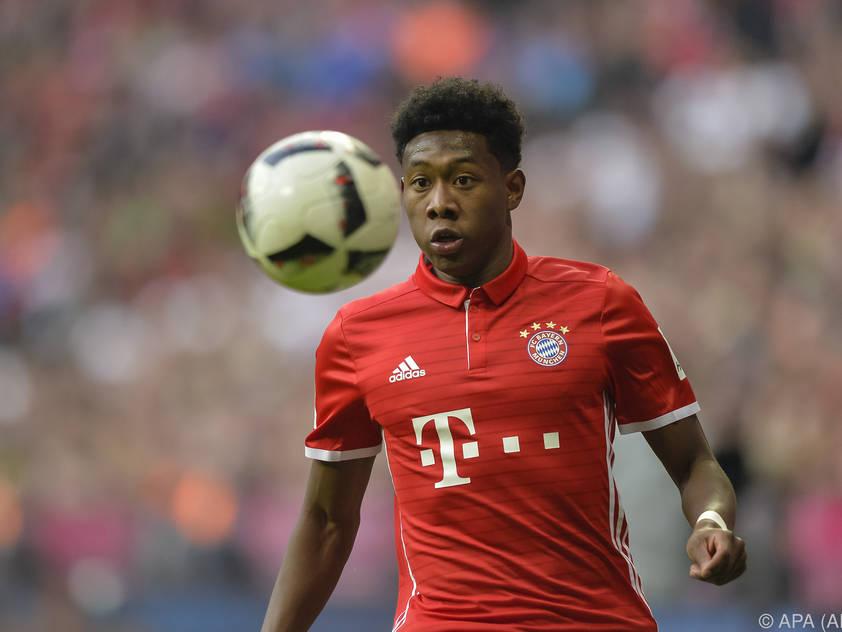 Bayern fiebert Duell mit Real entgegen