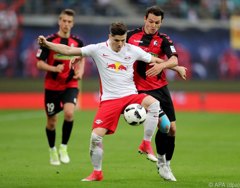 Leipzig besiegte Freiburg glatt mit 4:0