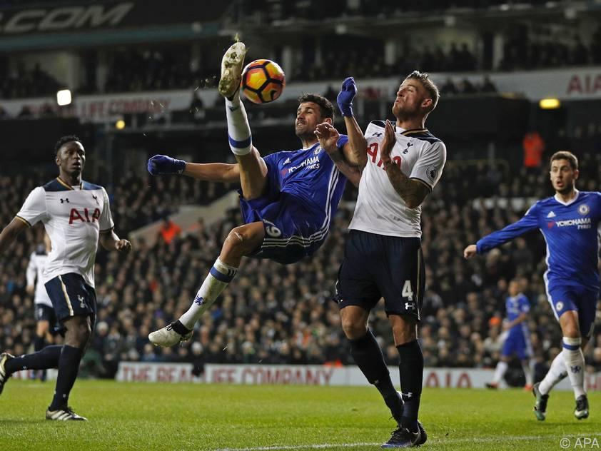 Chelsea und Tottenham wollen den Titel