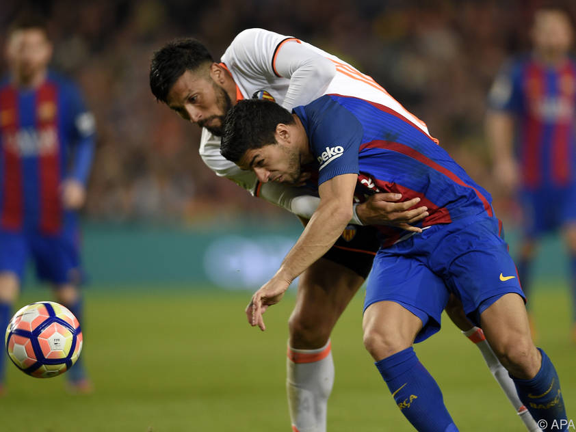 Kann Valencia den FC Barcelona stoppen?