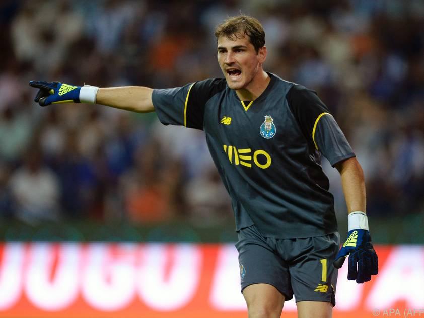 Iker Casillas ist zwar eine Ikone - aber nicht im Kader