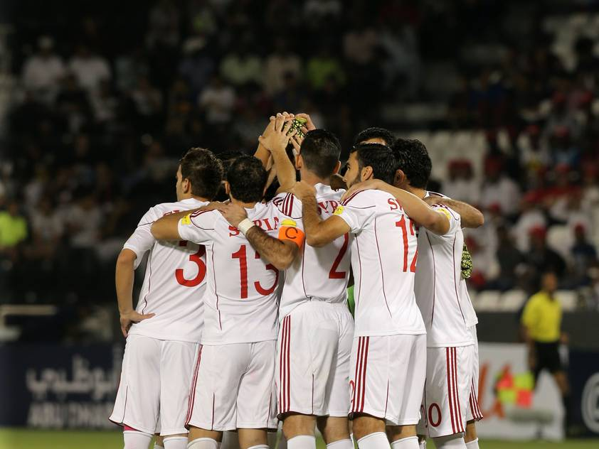 Die eingeschworene Truppe träumt von der WM-Teilnahme