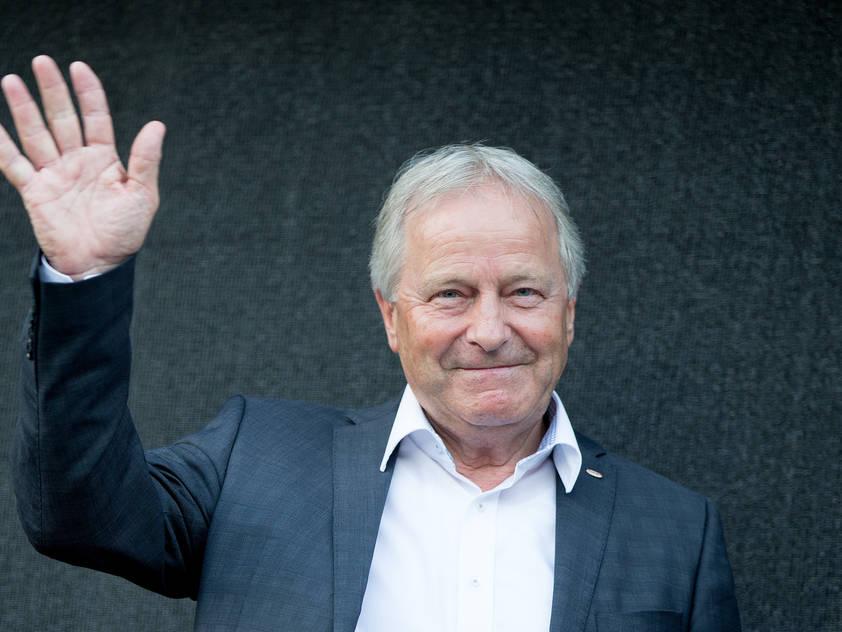 Leo Windtner ist seit 2009 ÖFB-Chef