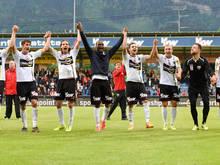 Altach-Spieler hoffen auf Europacup-taugliches Stadion