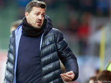 Salzburg-Trainer Óscar Garcia muss sich etwas einfallen lassen