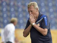 Bitteres Ende für St.-Pölten-Coach Daxbacher