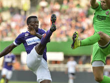 """Chancentod"" Kayode soll es gegen Mattersburg richten"