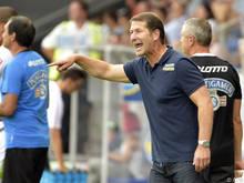 Sturm-Trainer Foda hofft auf das Publikum