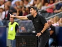 Óscar Garcia weiß, dass Rapid im neuen Stadion gefährlich ist