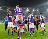 Riesengroße Freude bei den Austrianern