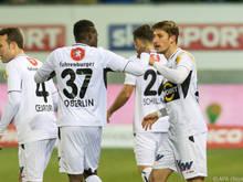Altach gewinnt zuhause gegen Ried mit 1:0