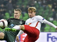 Fredrik Gulbrandsen verletzte sich am Oberschenkel