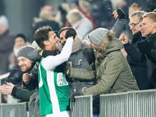 Der SV Mattersburg und siene Fans wollen die Rote Laterne loswerden