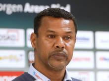 SVR-Trainer Lassaad Chabbi will Ruhe bewahren