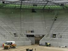 Streit nach dem Bau des neuen Rapid-Stadions