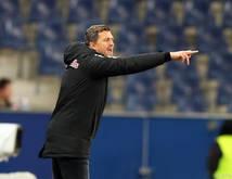 Salzburg-Coach Óscar García gibt die Richtung vor