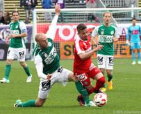 Die Austria beendete in Mattersburg ihre Pleiten-Serie