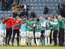 Mattersburg braucht dringend Punkte im Kampf gegen den Abstieg