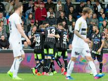 Sturm siegte im Sechs-Punkte-Spiel in Altach