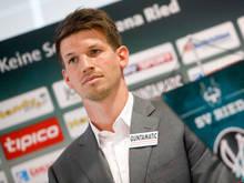 Ried-Sportdirektor Schiemer hat auch einen Plan B in der Schublade