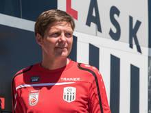 Der LASK kehrt gegen Admira Wacker in die Bundesliga zurück