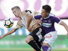 Dominik Prokop genießt Vertrauen des Trainers