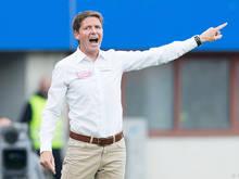 LASK-Trainer Oliver Glasner freut sich auf das Heimspiel
