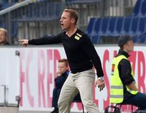 SKN-Coach Jochen Fallmann braucht dringend ein Erfolgserlebnis