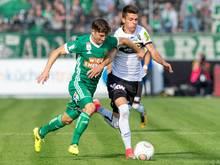 Ein Unentschieden zum Auftakt der achten Bundesliga-Runde