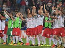 Die Salzburger möchten den Schwung aus der Europa League mitnehmen