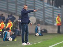 """""""Bullen""""-Coach Marco Rose will eine frische Mannschaft aufstellen"""