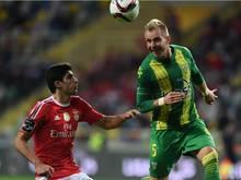 Markus Berger (rechts) kennt den portugiesischen Fußball ganz genau