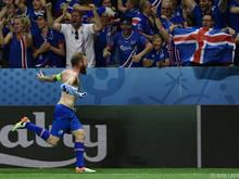 Der EM-Traum geht für Island weiter