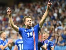 Verteidiger Kari Arnason traut Island noch einiges zu