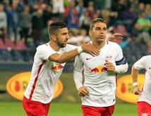 Salzburg gastiert im Cup bei Vorwärts Steyr