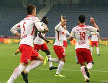 Salzburg ist im Cup seit bereits 25 Spielen ungeschlagen