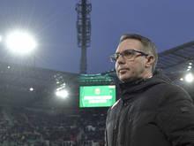 """Trainer Damir Canadi möchte aus dem vermeintlichen Testspiel """"Positives mitnehmen"""""""