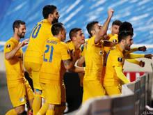 Zypriotischer Jubel über den überraschenden Rauswurf von Bilbao
