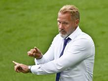 Trainer Fink hat die Kroaten beobachtet