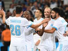 Olympique Marseille ist nächster Gegner der Salzburger