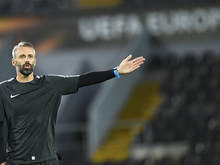 Salzburg wäre mit einem Unentschieden gegen Guimarães weiter