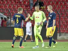 Schon ein Remis gegen Tirana brächte Salzburg in den Europacup