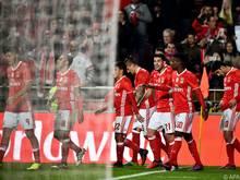 Benfica muss Napoli schlagen